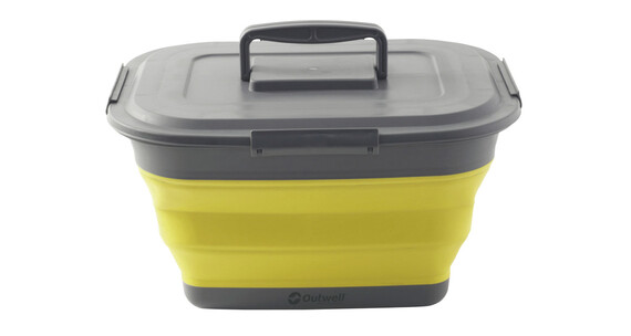 Outwell Collaps Storage Box L yellow